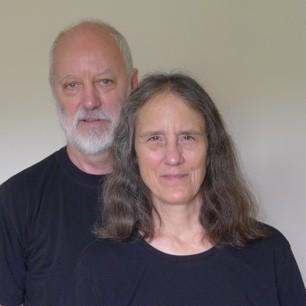 Roo Borson and Kim Maltman